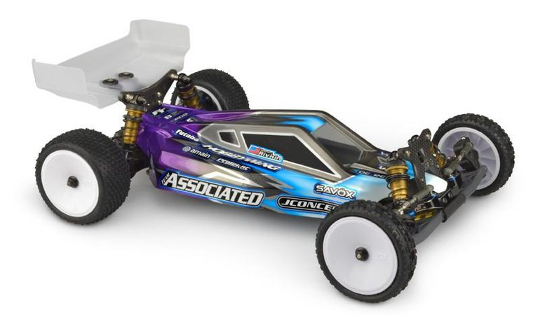 Main Photo: New JConcepts P2K B6.1 body with Aero wing