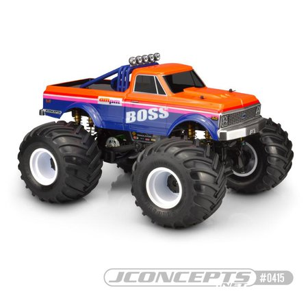 Main Photo: New JConcepts 1970 K10 MT Body