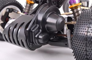Gallery Photo: FLASHBACK FRIDAY: Schumacher's Cougar SVR rear-motor 2WD buggy