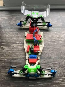 Gallery Photo: Awesome 3D-printed B6 buggies created by Michigan high school senior