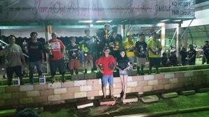Gallery Photo: Meen and Trulin win Buggy Challenge series opener in Thailand