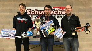 Gallery Photo: Overall titles for Yardy and Williams highlighted Silverstone Winter Series finale