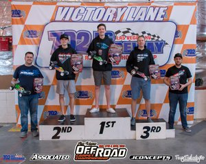Gallery Photo: 702 RC Raceway crowns 2018 Las Vegas Off-Road Carpet champions