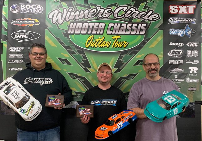 Main Photo: Hooters Chassis Outlaw Tour 2019/2020 R2 Results