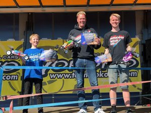 Gallery Photo: Jonas and Marcus Kaerup win Danish Off-Road Nationals opener