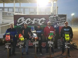 Gallery Photo: Peck, Hicks, and Taylor Win SCRC Winter Series R1