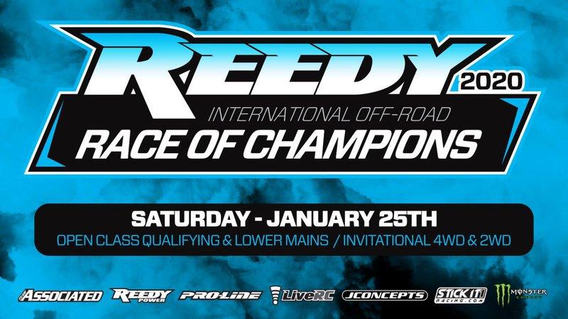 Main Photo: 2020 Reedy Race of Champions: Maifield Leads Into Sunday [UPDATE]