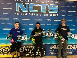 Gallery Photo: Maifield, Champlin, and Gonzales Win NCTS R2