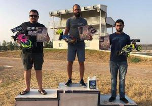 Gallery Photo: Khoubbieh Wins UAE National Championship