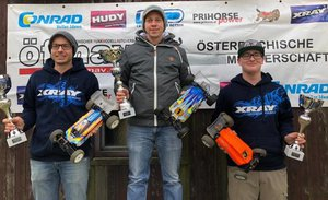 Gallery Photo: Honigl and Kreil Won Austrain Nationals R1