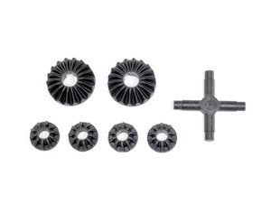 Gallery Photo: New Infinity IF14 Pro Gear Diff Set