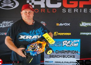 Gallery Photo: Kent Perry Wins RCGP R1 and R2 40+