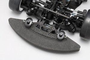 Gallery Photo: New Yokomo BD9 Front Chassis Brace