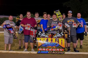 Gallery Photo: Dean, Lathrop, and Chapman Dominate WFO for Wilcox