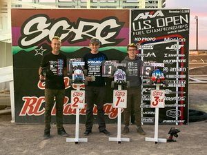Gallery Photo: Tessmann Doubles at the 2019 US Open Fuel Championship