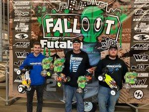 Gallery Photo: Drake and DiBrino Win Fallout Arenacross