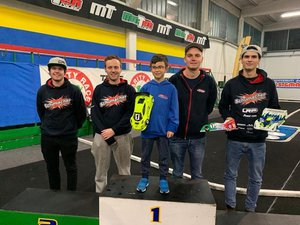 Gallery Photo: ONE12 2019/20 Round 2 Results