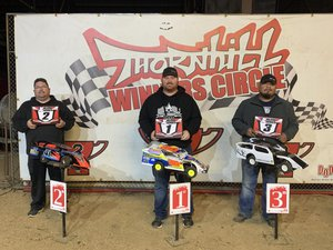 Gallery Photo: Jenkins, Chapman, and Preston Win RC Pro Oval R4