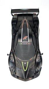 Gallery Photo: Carisma Announces Limited Edition CRF-GT Pagani Zonda R Racing Kit