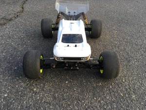 Gallery Photo: Kyosho 1/10th 4wd Truggy Conversion Coming Soon