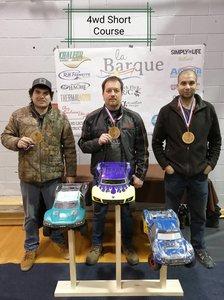 Gallery Photo: 2020 La Barque Winter Series R1 Results