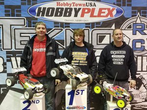 Gallery Photo: The VanDalen's and Tebo Win The Tekno Winter Series R3