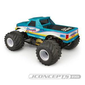 Gallery Photo: New JConcepts 1993 Ford F-250 Monster Truck Body