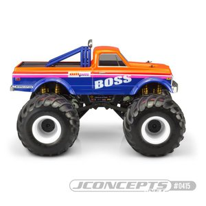 Gallery Photo: New JConcepts 1970 K10 MT Body