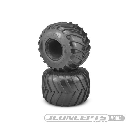 """Main Photo: New JConcepts MT Tire """"The Golden Years"""""""