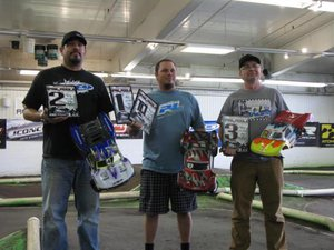 Gallery Photo: Nearly 300 of the best in the west do battle at the Intermountain R/C April Fools Classic