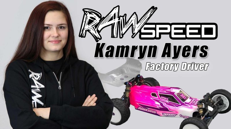 Main Photo: Ayers Signs With Raw Speed