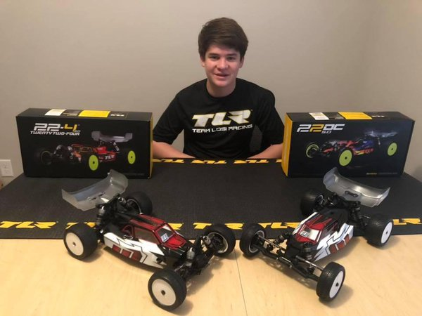 Main Photo: Rinderknecht Signs With TLR