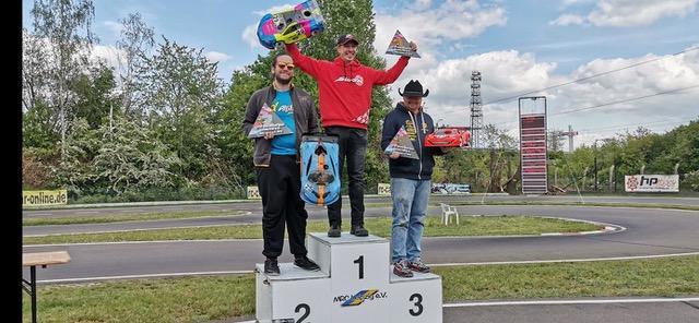 Main Photo: Westenfelder Wins GT EURO Warmup