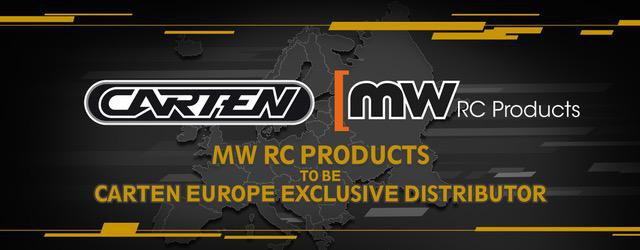 Main Photo: MW RC Products Set to Distribute Carten International in the EU