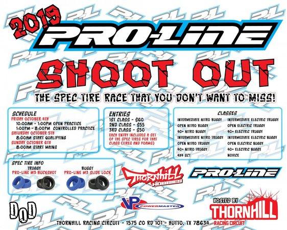 Main Photo: 2019 Pro-Line Shotout Announcement