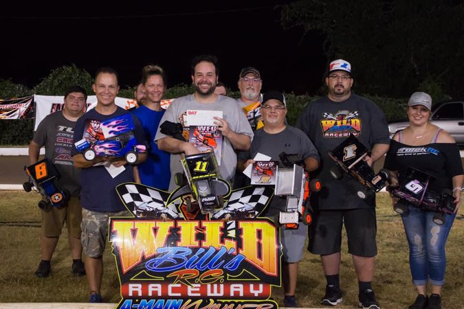 Main Photo: Dean, Lathrop, and Chapman Dominate WFO for Wilcox
