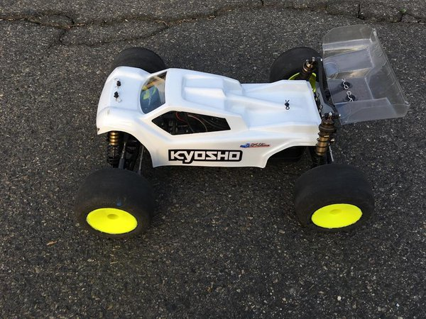 Main Photo: Kyosho 1/10th 4wd Truggy Conversion Coming Soon