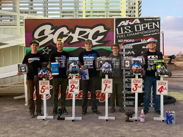 Main Photo: Tessmann Doubles at the 2019 US Open Fuel Championship