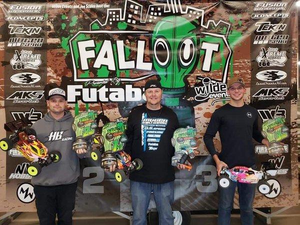 Main Photo: Drake and DiBrino Win Fallout Arenacross
