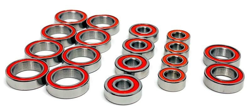 Main Photo: New Trinity 22 5.0 and 22X-4 Certified Red Seal Ceramic Bearing Sets