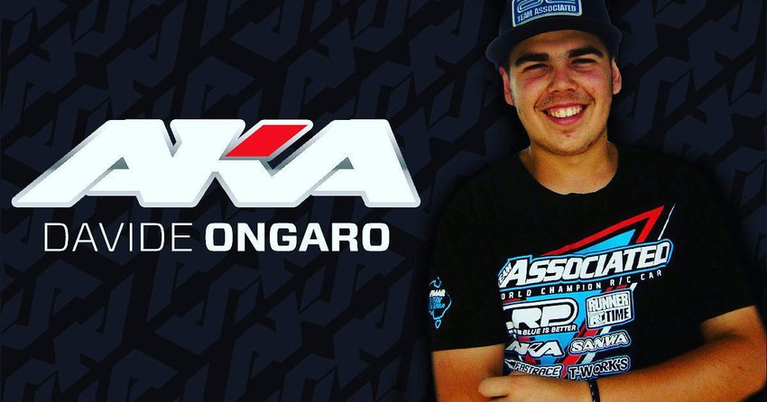 Main Photo: Ongaro Continues With AKA Products