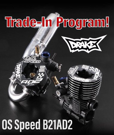 Main Photo: Drake OS Trade-In Program