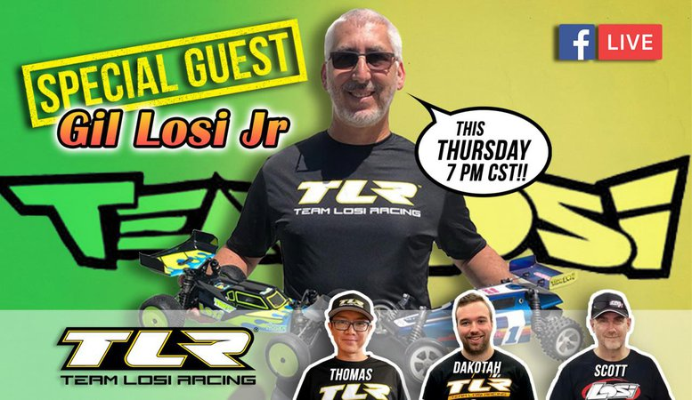 Main Photo: Talking With TLR: Gil Losi Jr. [VIDEO]