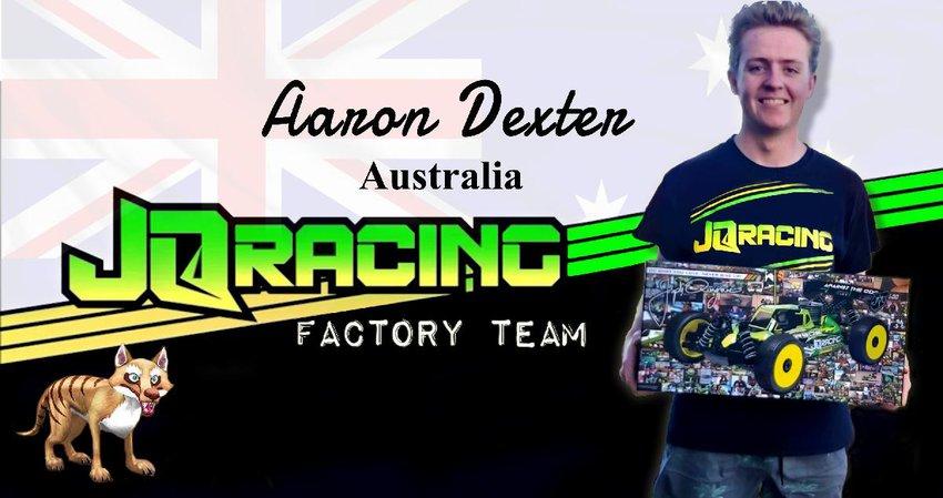 Main Photo: Aaron Dexter Joins JQRacing