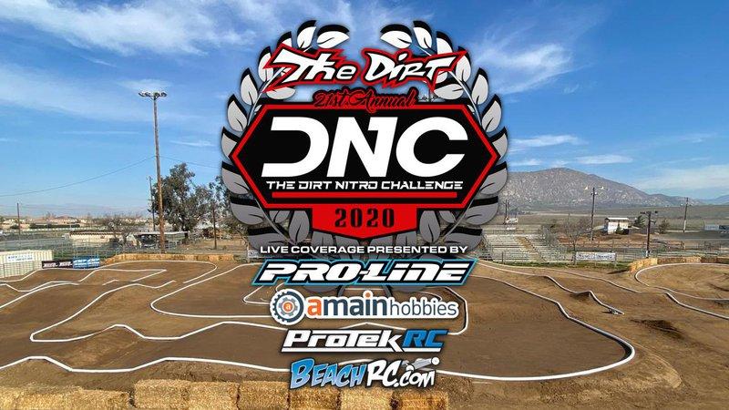 Main Photo: 2020 Dirt Nitro Challenge: Ronnefalk Takes Pro Buggy Q1