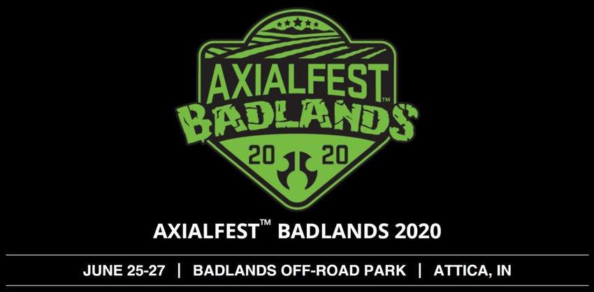 Main Photo: Axialfest Badlands 2020 Registration Now Open