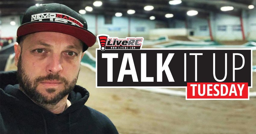 Main Photo: TALK IT UP TUESDAY: Nemo Racing USA's Billy Tylaska