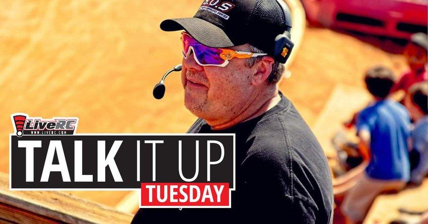 Main Photo: TALK IT UP TUESDAY: Brian Burnette