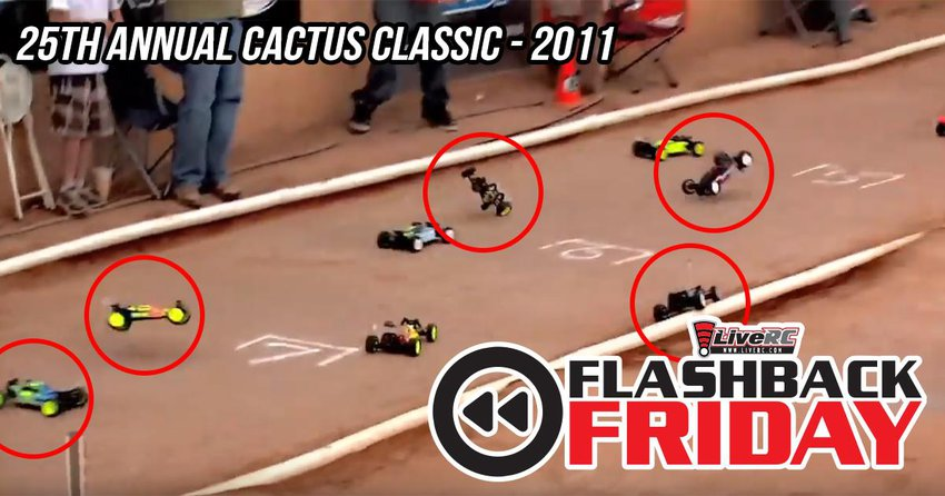 Main Photo: FLASHBACK FRIDAY: 2011 Cactus Classic Mix-Tape [VIDEO]