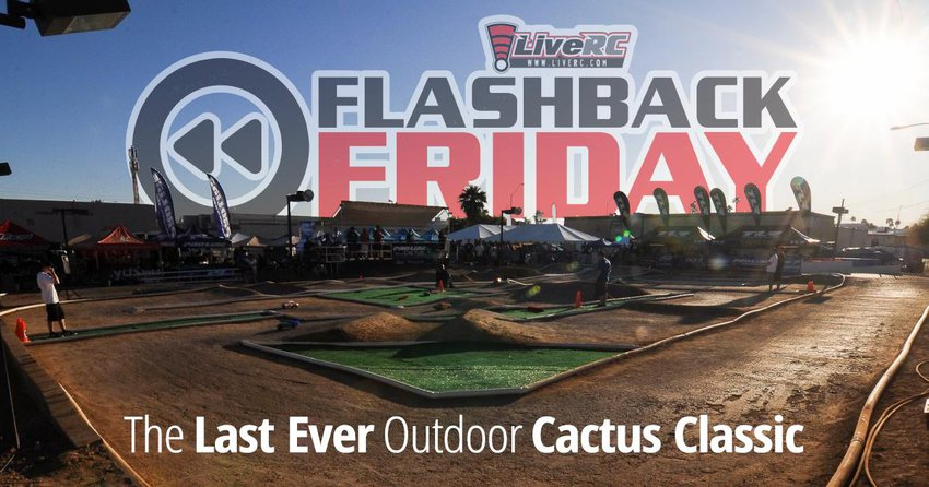 Main Photo: FLASHBACK FRIDAY: The last ever outdoor Cactus Classic [VIDEO]